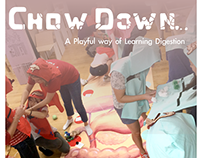 ChowDown: Playful learning of Digestion