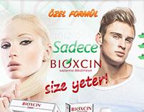 Bioxcin Landing Page