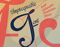 Type Poster / 3D Letter