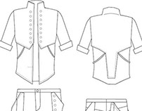 Technical Fashion Drawing