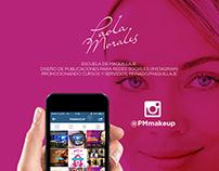 SOCIAL MEDIA - Paola Morales MakeUp