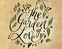 The Garden of Love, Album Cover