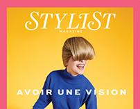 Campagne magazine Stylist