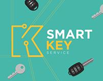 Smart Key Service - Identidade Corporativa