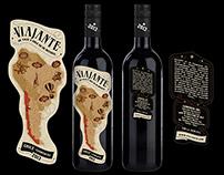 Viajante Wine / Label Identity