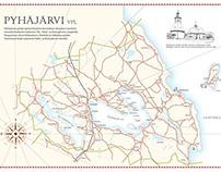 Historical Map Illustration