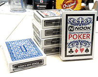 Nook Industries Playing Cards