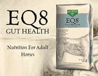 EQ8 Gut Heath - Nutrition For Adult Horses