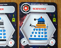 Dalek card game