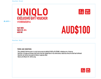 Uniqlo Voucher