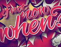 Assorted Typographic Animations