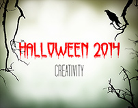 Halloween 2014 - Creativity on Facebook