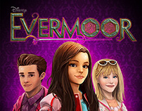 Evermoor Character Portraits