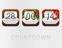 Countdown IOS Application