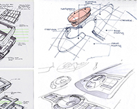 concept development sketches