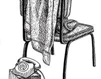 Desenhos de observação (parte 1)