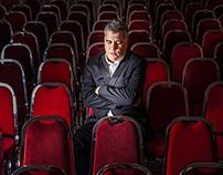 Editorial portraits for Fest magazine