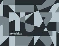 design gráfico | pólo da luz