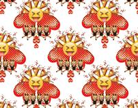 Emoji Pattern Design