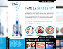 Dental Direct Mailer
