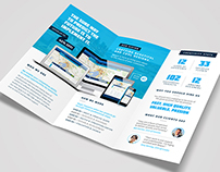 Design Agency/Studio Brochure