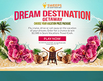 Vacation Giveaway Campaign