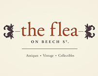 The Flea on Beech Brand Identity