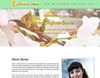 Akram's Design Portfolio