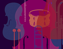 Philadelphia Youth Orchestra Posters  •  2014-2011