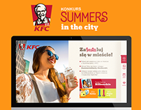 KFC Summers in the city