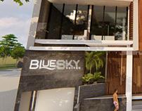 Bluesky logotype