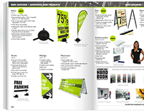 Catalog + Graphics | Sign Makers Handbook