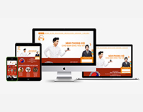 Project Website for Koligin Men