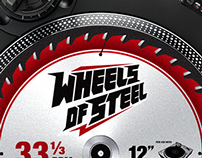 Wheels of Steel Slipmats