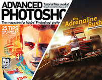The Adrenaline Rush - Advanced Photoshop® Issue 125