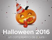 Pater Montium | Halloween 2016