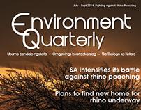 DEA Environment Quarterly