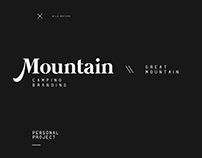 Great Mountain // Branding