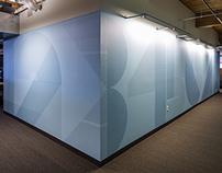 Geometric Number Wall