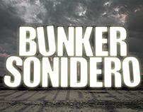Cy Tone - artwork for Bunker Sonidero