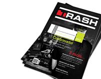 Projeto Gráfico | Revista Trash | 2° ano