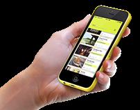 WifiPass - Mobile application concept