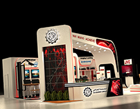 Al kharafi Group - Cairo ICT BOOTH 2014