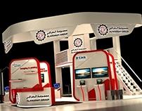 Al kharafi Group - OPTION 2  - Cairo ICT BOOTH 2014