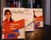 Corporate communication for FuturPlus, Switzerland