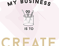 My business is to create.