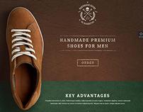BeTheme - Handmade Shoes Example
