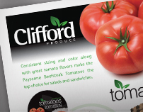 Clifford Produce - Branding