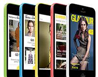 Glamour Magazine - iPhone edition