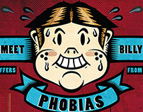 Phobia Infographic